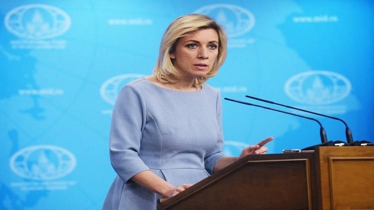 موسكو: الضربة الأمريكية لا علاقة لها بمعرفة حقيقة استخدام الأسلحة الكيميائية في سوريا