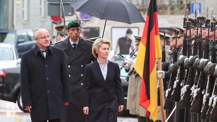 ألمانيا: لن نشارك في ضربات أمريكية على سوريا