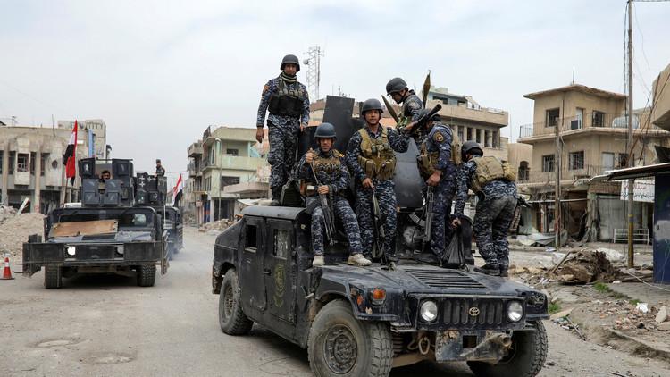 الجيش العراقي يعلن نتائج سير عملية تحرير غرب الموصل