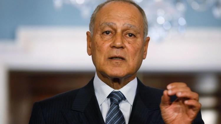 أبو الغيط تعليقا على الضربات الأمريكية على سوريا: نطلب التراجع