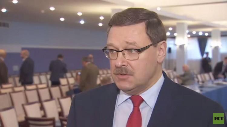 سيناتور روسي: وراء الضربات الأمريكية في سوريا دوافع سياسية لا علاقة لها بـ