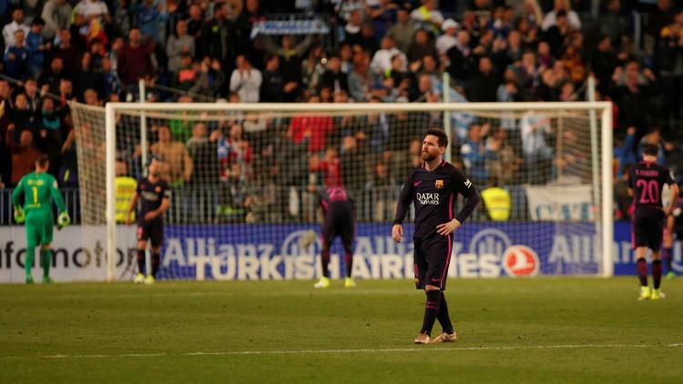 برشلونة يتجرع كأسا أشد مرارة من ريال مدريد