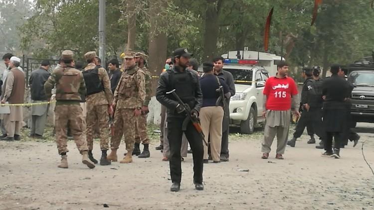 مقتل 10 من طالبان خلال تبادل لإطلاق النار في باكستان