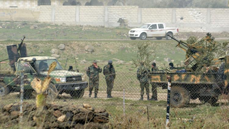 الجيش السوري يعلن عن تصفية سعوديين وأردنيين في درعا