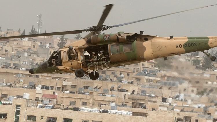 أنباء عن قيام قوة أمريكية-أردنية خاصة بدعم فصائل معارضة سورية ضد داعش