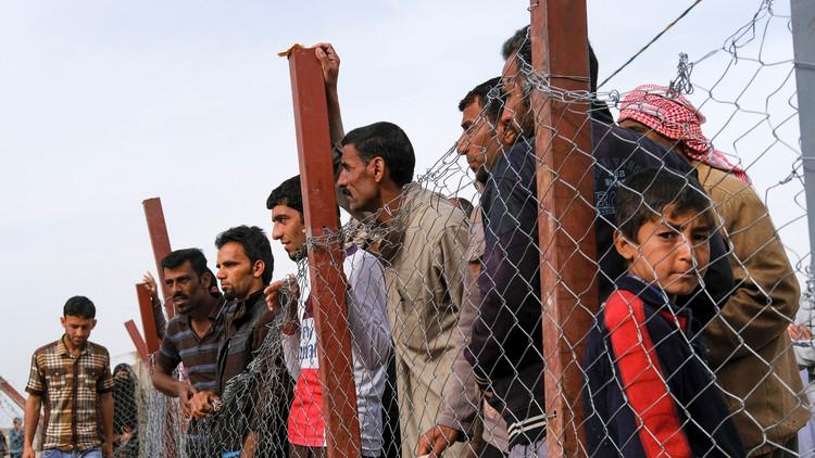 الأمم المتحدة: نزوح أكثر من 320 ألف مدني عراقي بسبب عملية تحرير الموصل