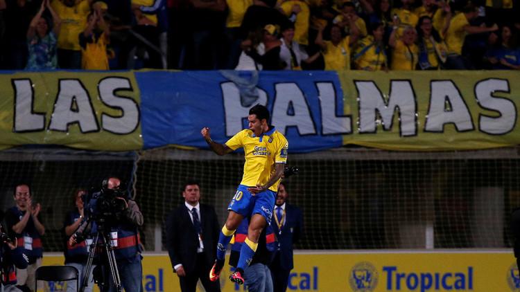 لاس بالماس يضمد جراحه على حساب ريال بيتيس