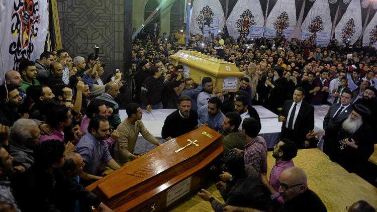 الحكومة المصرية تخصص تعويضات لأسر ضحايا تفجيري طنطا والإسكندرية
