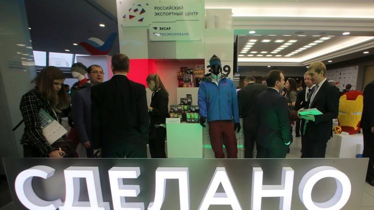 المنتجات الروسية تتجه لغزو الأسواق العالمية