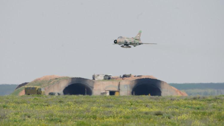 خبراء الأمم المتحدة لم يزوروا قاعدة الشعيرات بعد قصفها