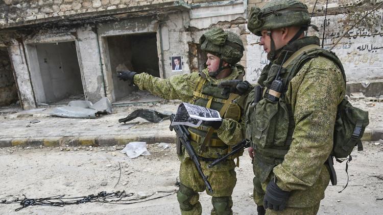 مقتل عسكريين روسيين وإصابة ثالث جراء هجوم مسلحين في سوريا