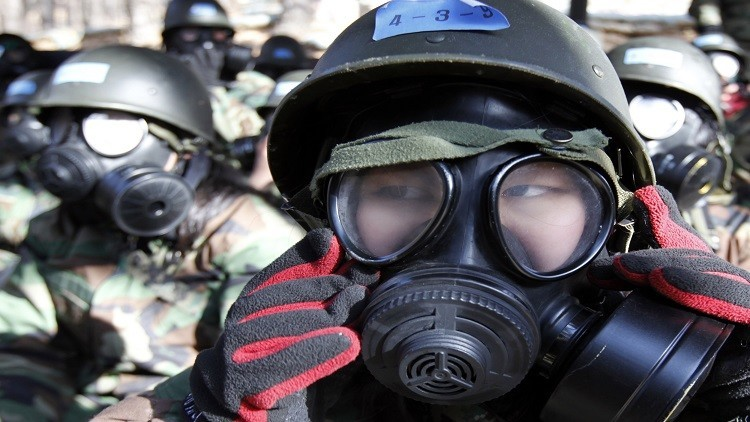 طوكيو متخوفة من استخدام بيونغ يانغ للكيميائي