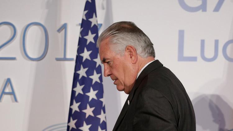 تيلرسون: لماذا على الأمريكيين أن يهتموا بالنزاع الأوكراني؟