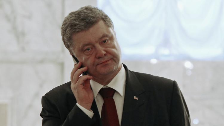 بوروشينكو: واشنطن لن تسمح بأي اتفاق مع موسكو يربط بين أوكرانيا وسوريا