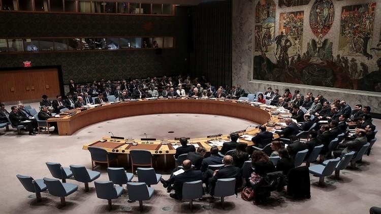 مجلس الأمن يصوت على إجراء تحقيق في هجوم خان شيخون الكيميائي