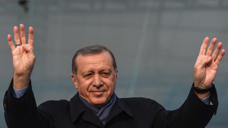أردوغان يعلن حصيلة قتلى الجيش التركي في