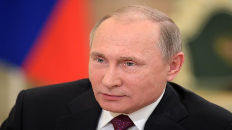 بوتين: الجواب النهائي عن استخدام الكيميائي في إدلب يكون فقط بعد تحقيق دقيق