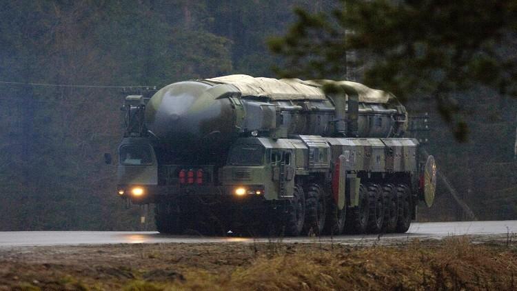 وزير الدفاع الروسي: 96% من منصات سلاح الصواريخ الاستراتيجية جاهزة للإطلاق الفوري