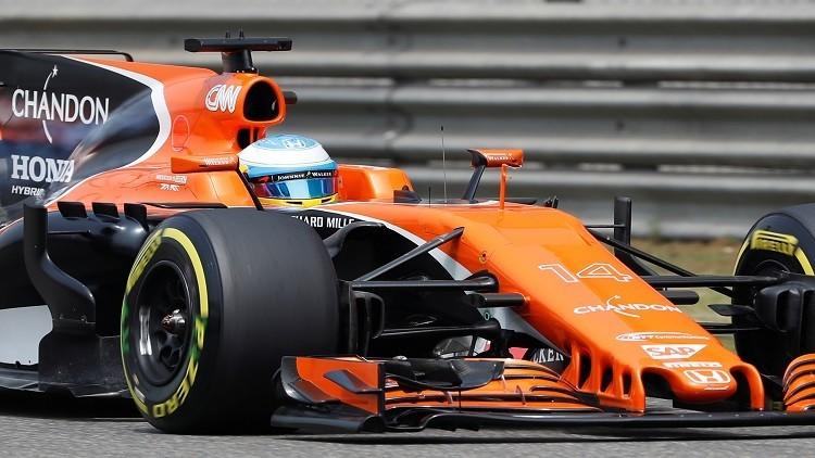 ألونسو يغيب عن جائزة موناكو للفورمولا 1