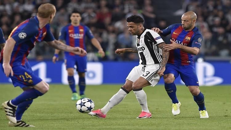 بالدرجات.. تقييم لاعبي برشلونة أمام يوفنتوس