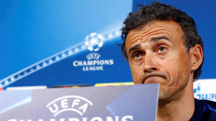 إنريكي يؤمن بتحقيق برشلونة