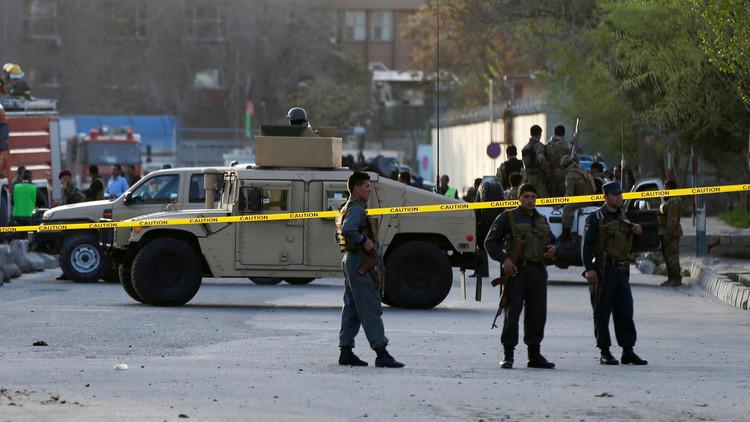 5 قتلى بتفجير انتحاري وسط كابل.. و