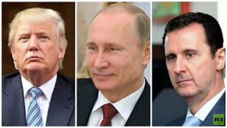 ترامب يريد حصته في سوريا