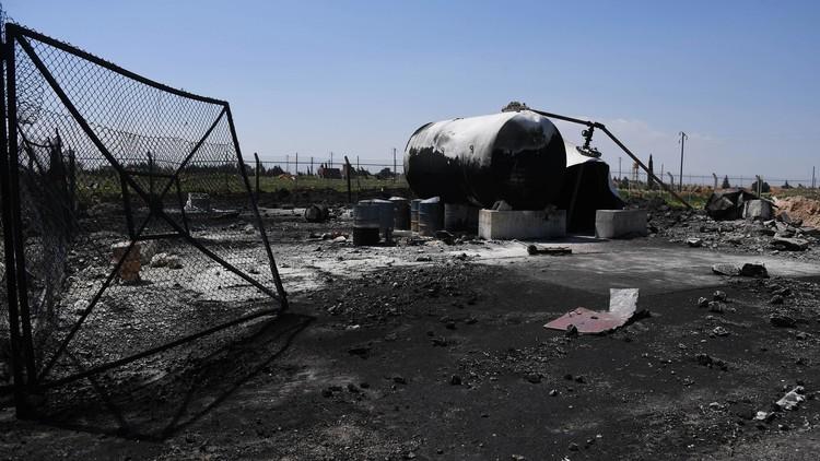 مصدر: لبنان وإسرائيل فتحا أجوائهما أمام الصواريخ الأمريكية لضرب الشعيرات