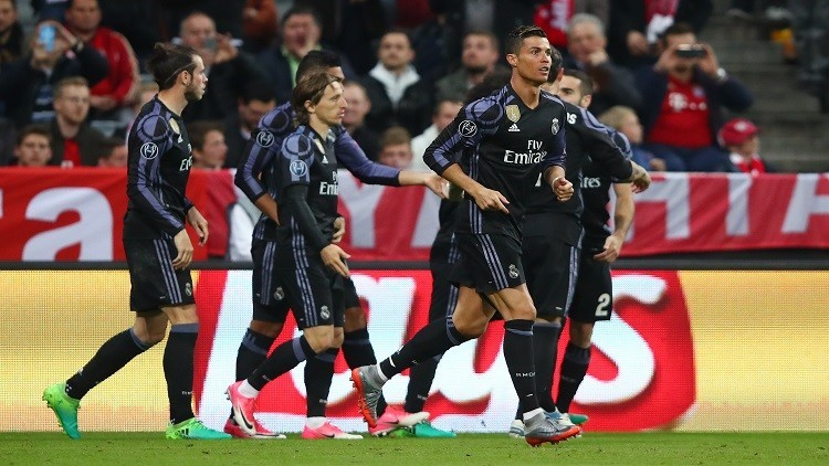 نجم ريال مدريد مهدد بالغياب عن