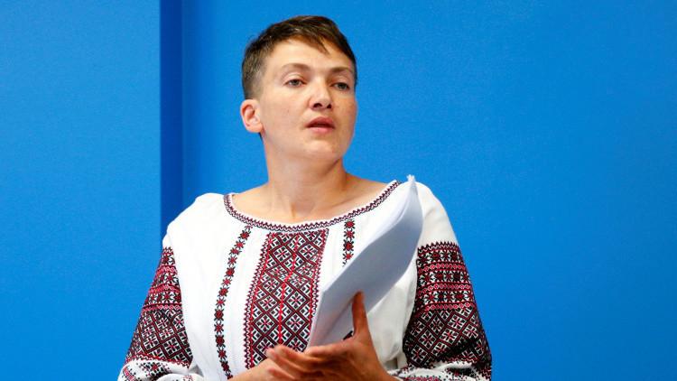 سافتشينكو تؤسس حزبا باسمها في أوكرانيا