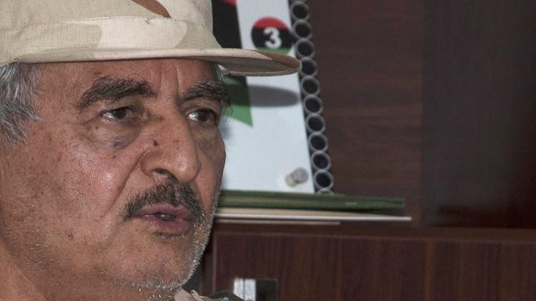 حفتر: لا نعتقد أن روسيا بحاجة لقاعدة عسكرية في ليبيا