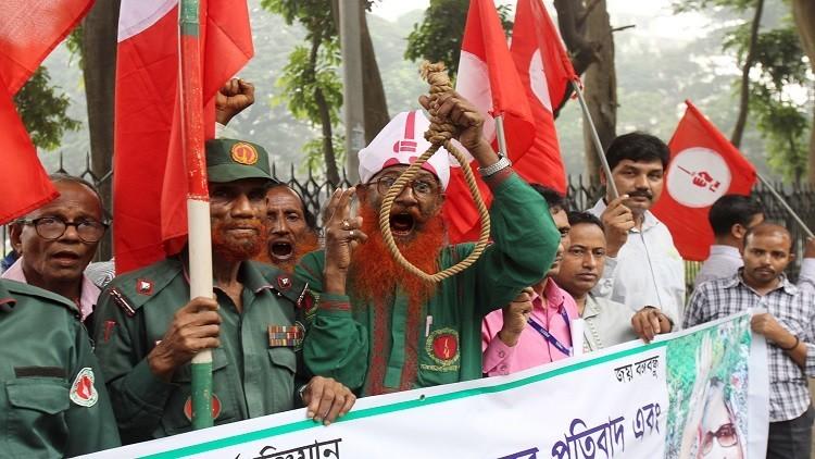 بنغلادش تعدم زعيم