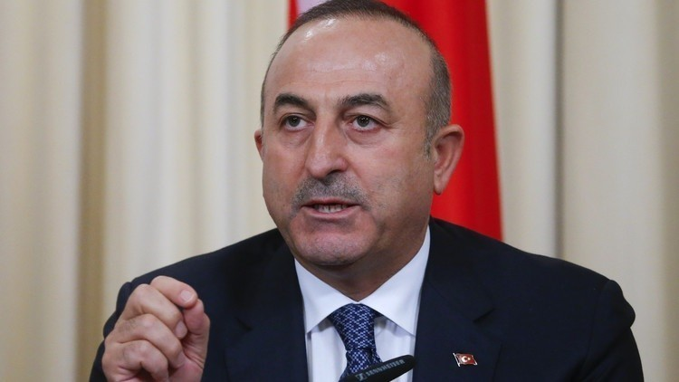 جاويش أوغلو يشيد بالتعاون الروسي التركي في سوريا