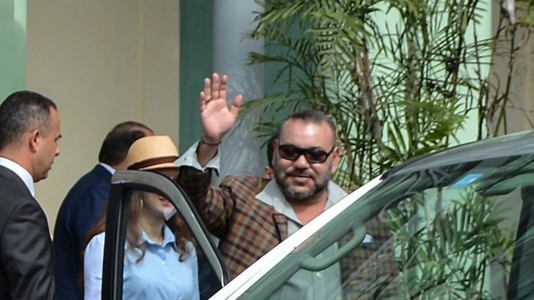 محمد السادس في كوبا بعد قطيعة 37 عاما