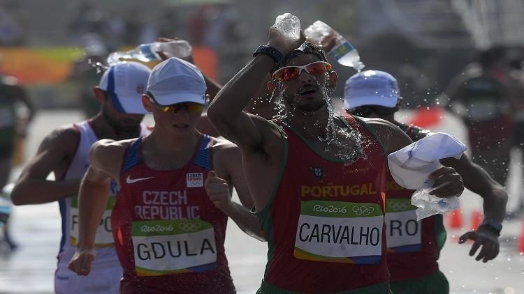 الإبقاء على سباق المشي لمسافة 50 كيلومترا في الأولمبياد