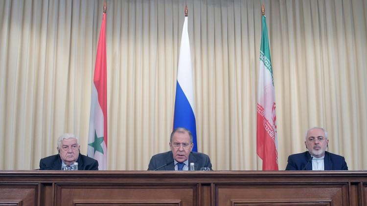 موسكو ودمشق وطهران: قصف واشنطن لسوريا عدوان ونحضر لمفاوضات مطلع مايو