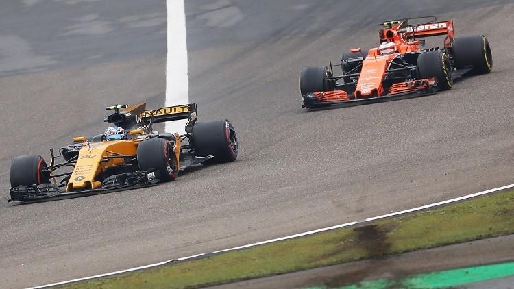 باتون بدلا من ألونسو في جائزة موناكو للفورمولا1
