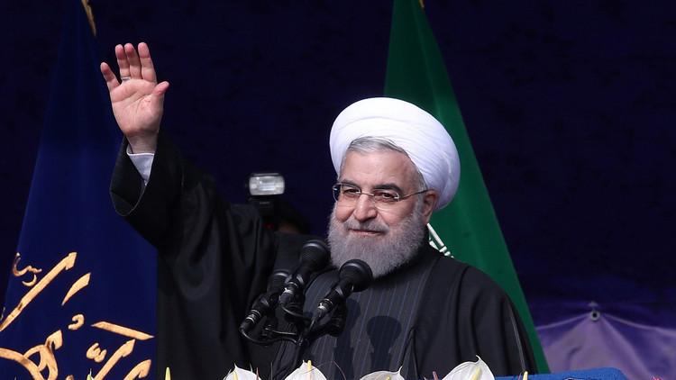 روحاني يترشح للانتخابات الرئاسية القادمة في إيران