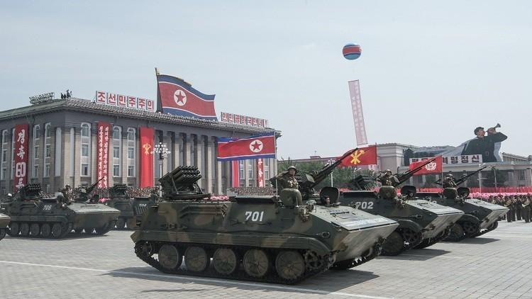 الجيش الكوري الشمالي يحدد الأهداف الأمريكية التي سيقصفها
