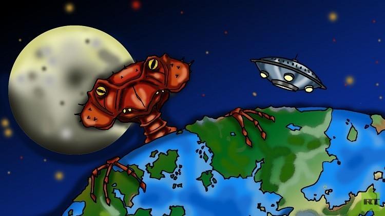 ناسا تكشف عن المزيد من الأدلة حول وجود الحياة الغريبة