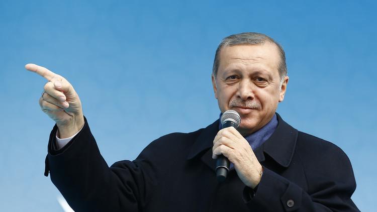 أردوغان يؤكد رفضه لفدرلة تركيا