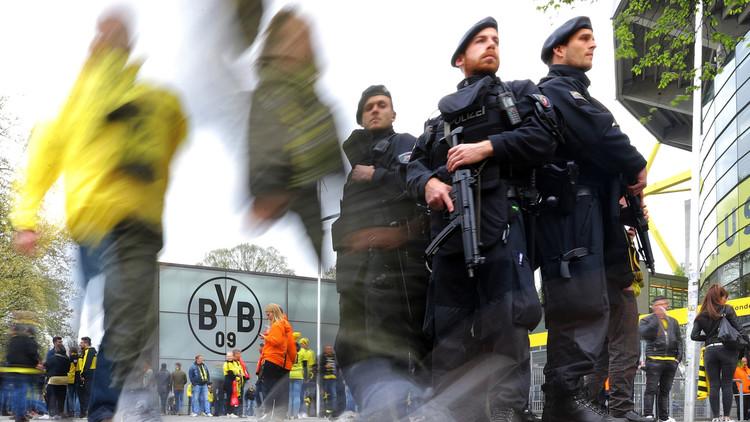 الادعاء الألماني يشكك في دوافع هجوم دورتموند