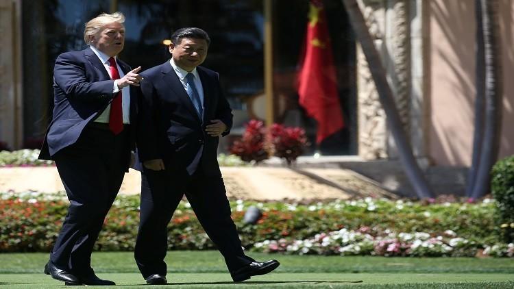 ترامب يتراجع عن وعد انتخابي بشأن الصين
