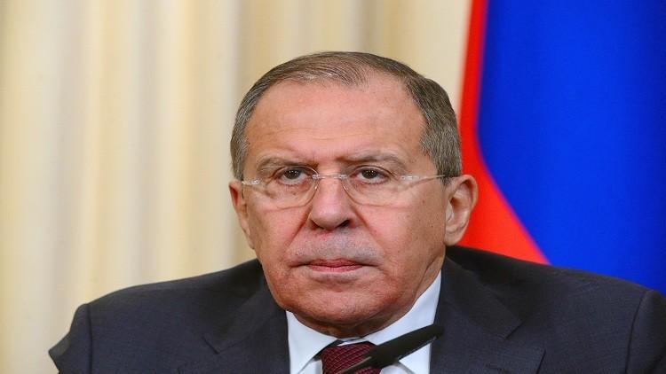 لافروف يرد على اتهامات  ضد الأسد  من الجنرال الساكت