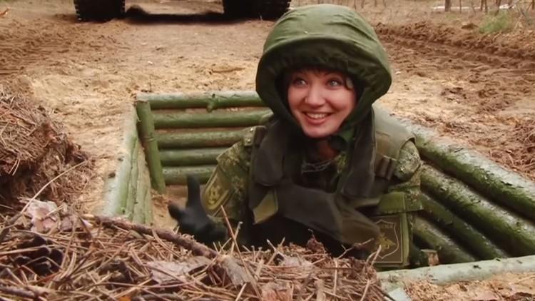 أطباء نفسيون يشاركون في تدريبات القوات المسلحة الروسية في نيجني نوفغورود