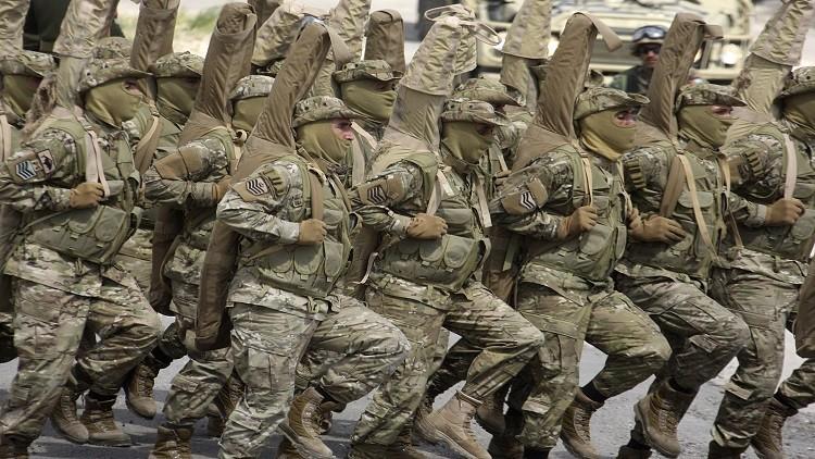 قوات أردنية - سعودية تبدأ مناورات مشتركة