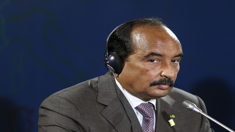الرئيس الموريتاني: سأفكر في الخليفة