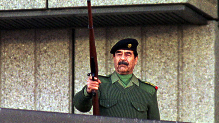 البرلمان العراقي يقر قانون مصادرة أموال صدام