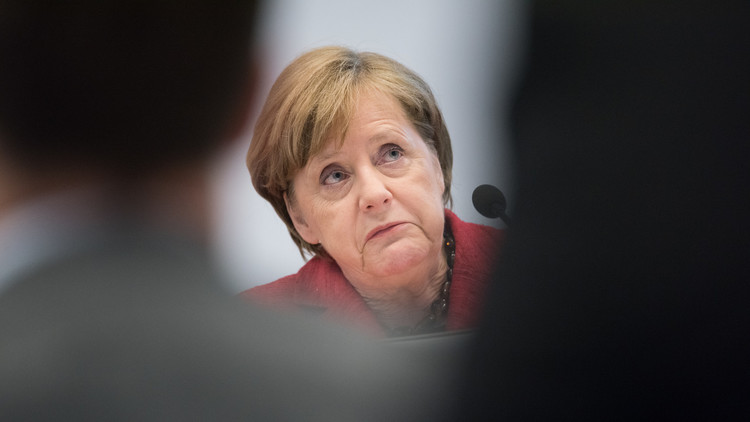 الاستخبارات الألمانية منزعجة من ميركل