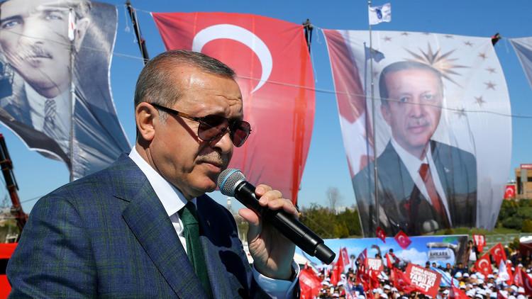 استفتاء التعديلات الدستورية في تركيا